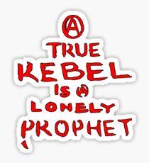 Rebelde Sticker