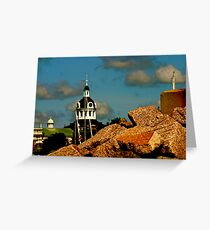 Kingston by Water Greeting Card