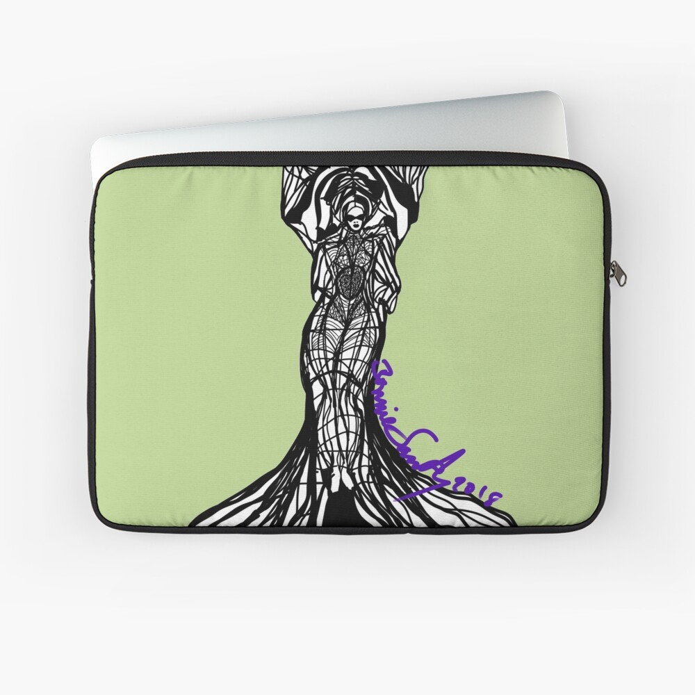Woman Within3 Laptop Sleeve