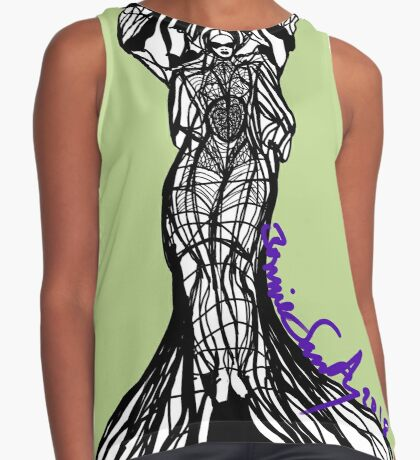 Woman Within3 Contrast Tank