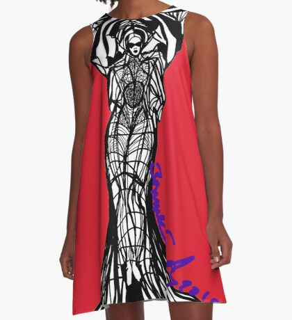 Woman Within2 A-Line Dress