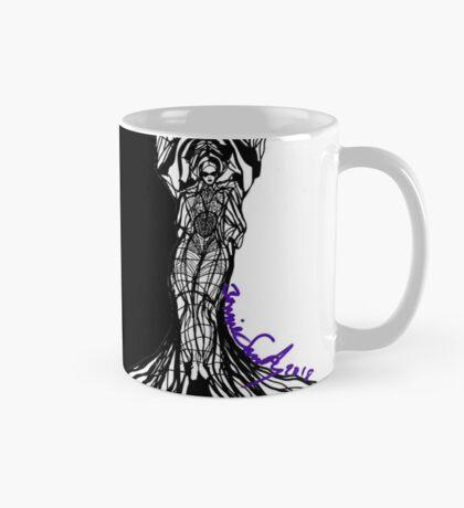 Woman Within Mug