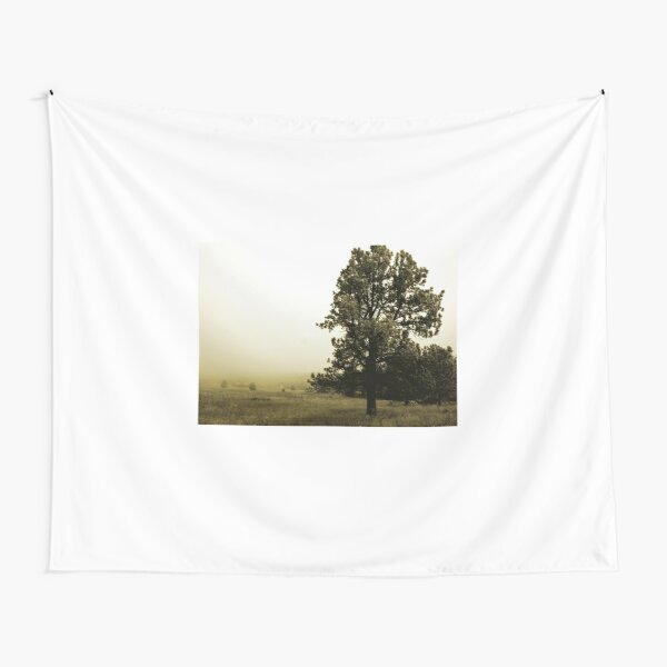 Foggy Morning  Tapestry