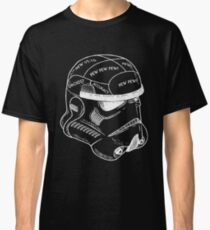 TK Phrenology Classic T-Shirt