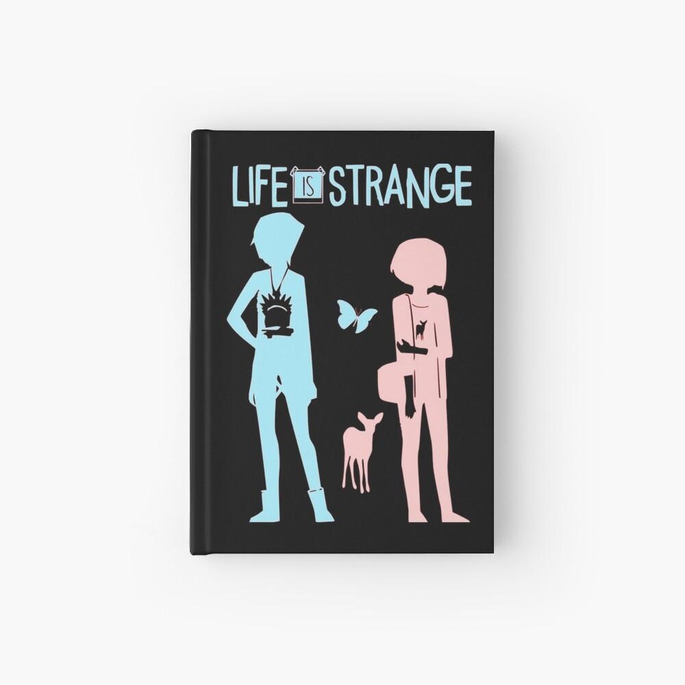 Das Leben ist seltsam Notizbuch