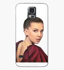millie bobby brown Case/Skin for Samsung Galaxy