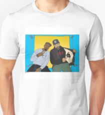 Desus & Mero #1 Show on Late Night Unisex T-Shirt