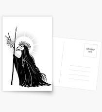 The Dark Queen Postcards
