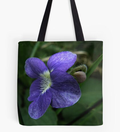 Viola Sororia Tote Bag