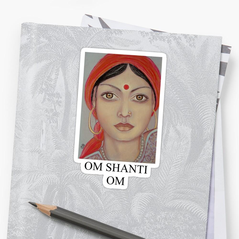 Om Shanti Om by MoonSpiral