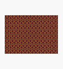 The Shining Carpet Photographic Print
