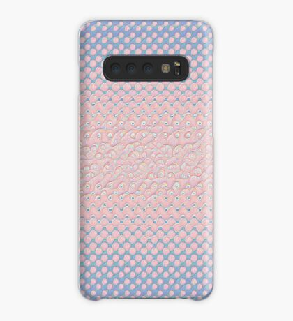 #DeepDream Color Circles Gradient Rose Quartz and Serenity 5x5K v1449298379 Case/Skin for Samsung Galaxy