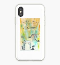 Hollywood abstract  iPhone Case