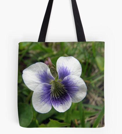 Confederate Violet Tote Bag