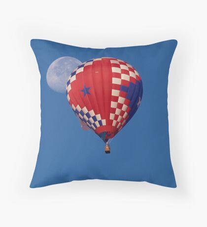 Balloonar Eclipse Throw Pillow