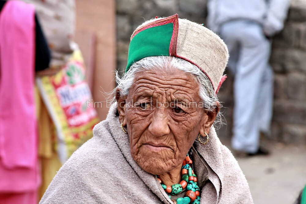 mountain life 2. northern india by tim buckley | bodhiimages