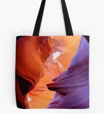 Lower Antelope Slot Canyon, Arizona Tote Bag