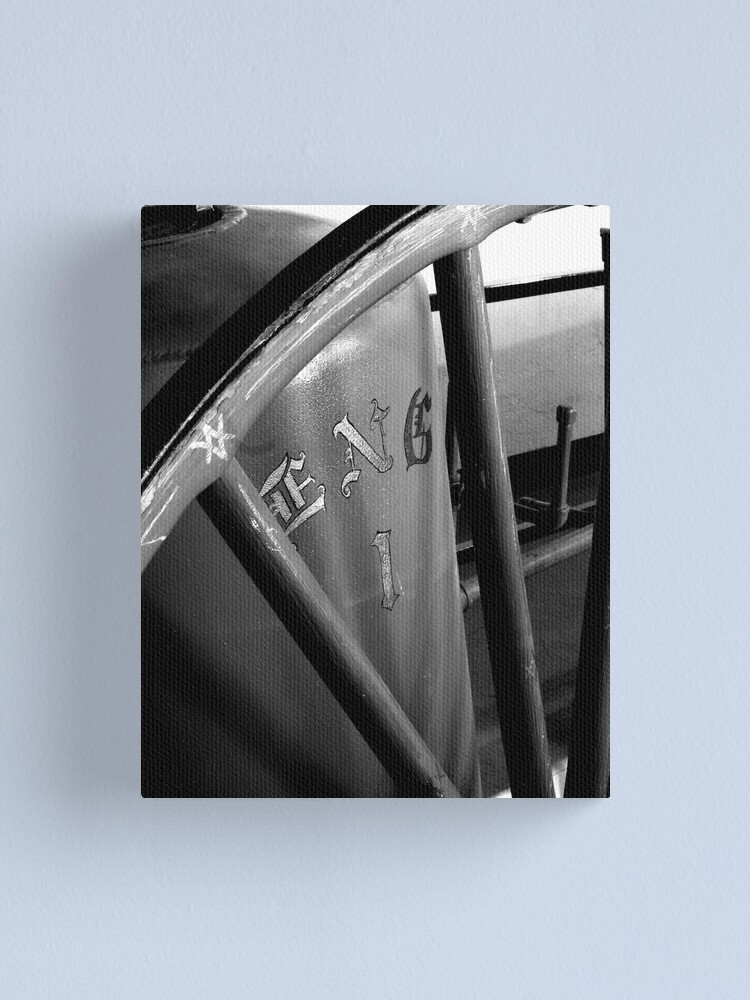 Alternate view of 1st Engine Canvas Print