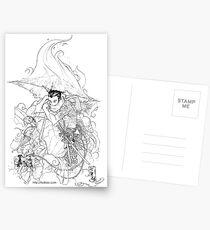 Kakasa | 火傘 Postcards