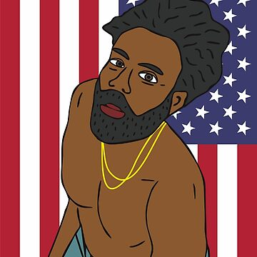 Childish Gambino by marinayahooo