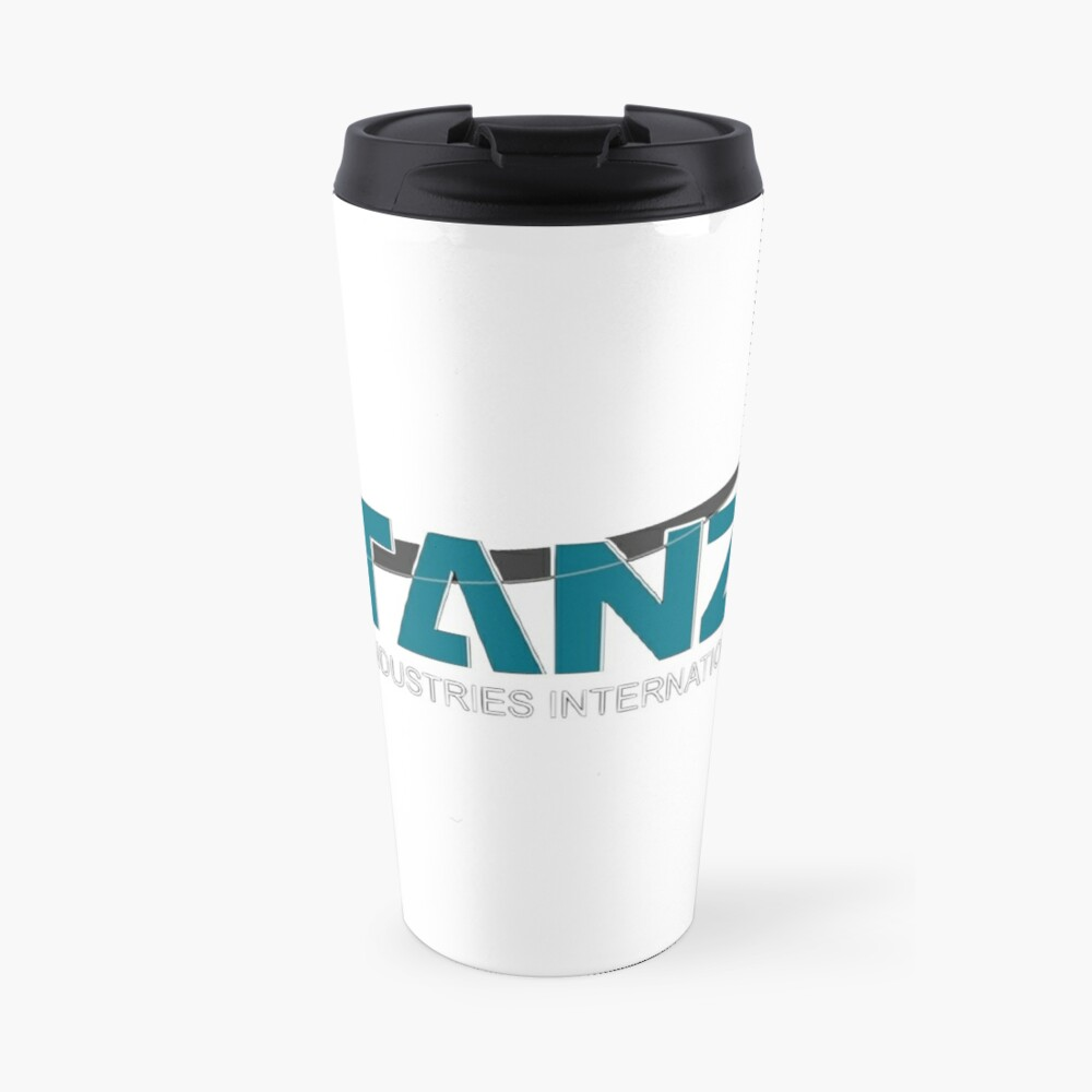 TANZ Industries Logo Thermobecher