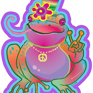 PEACE FROG by 0becomingX