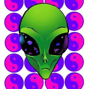 alien by 0becomingX