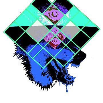 Bio Wolf by 0becomingX