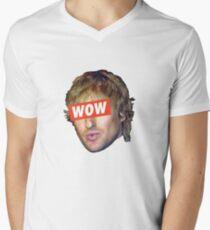 Owen Wilson WOW Men's V-Neck T-Shirt