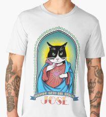 The Dollop: José Prayer Candle Men's Premium T-Shirt