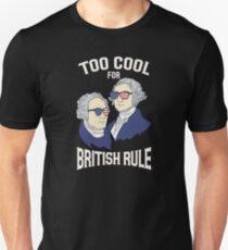 Camiseta ajustada Historia americana