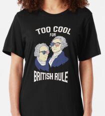 American History Slim Fit T-Shirt