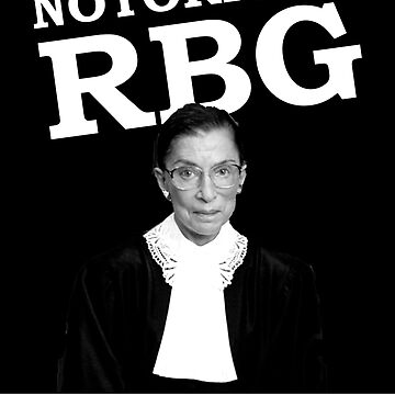 Notorious RBG by Imagineer29