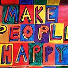 Make people happy by MEWS