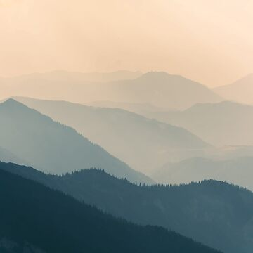Bronze Landscape Mist by bespired