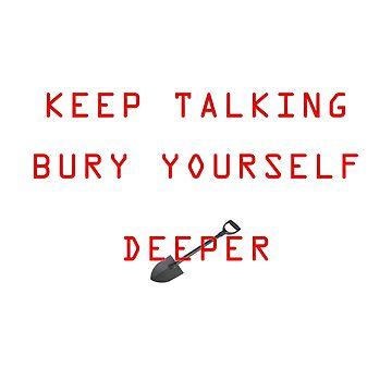 Keep Talking by K1mura