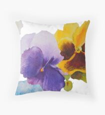 A thought Throw Pillow