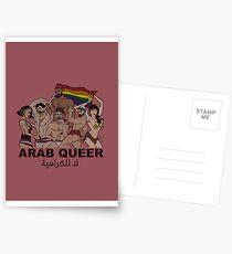 ARAB PRIDE Postcards