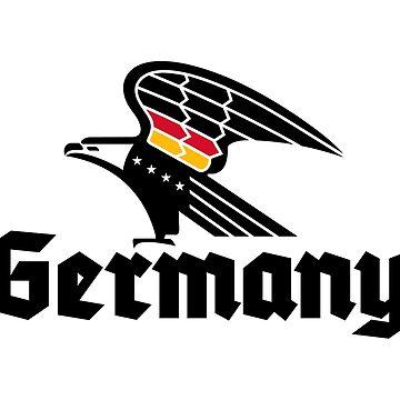 STARTING GERMAN EAGLE by SUBGIRL