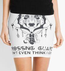 CROSSING GUARD Mini Skirt