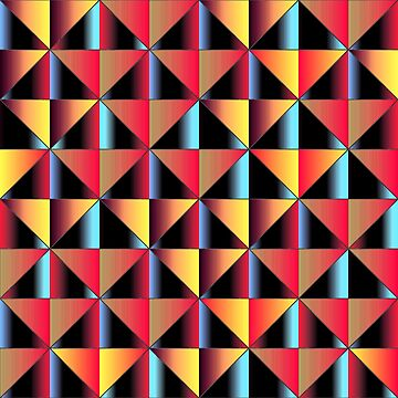 Colorful triangles by gavila