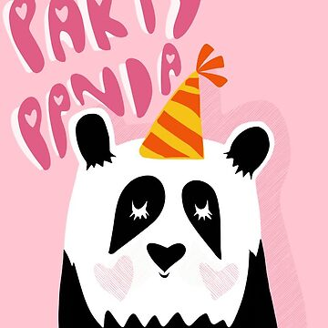Party Panda by bethhnicol