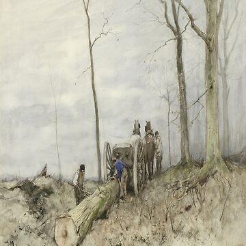 De mallejan-Anton Mauve by LexBauer