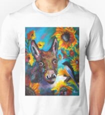 The Mirth Donkey Unisex T-Shirt
