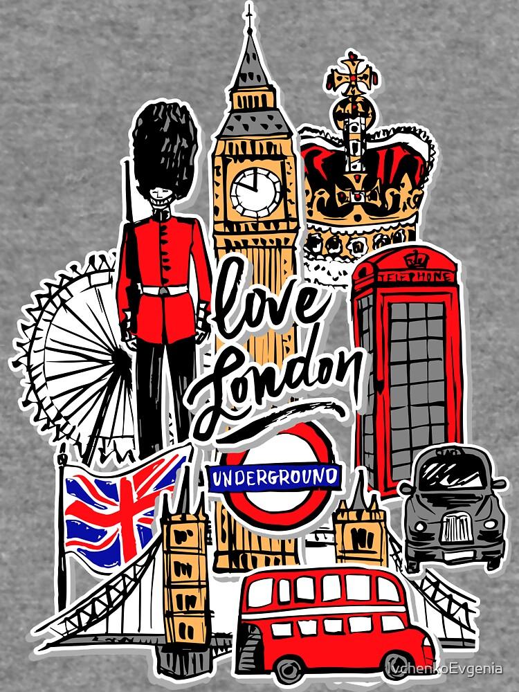 London city symbol by IvchenkoEvgenia