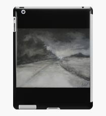 Night Driving, On Coming iPad Case/Skin