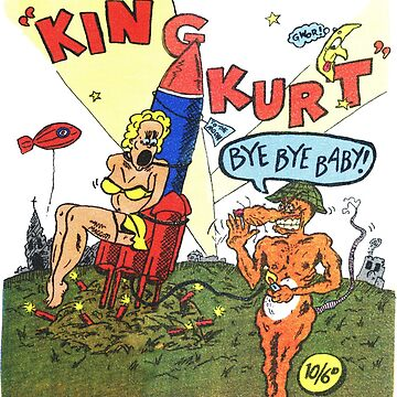 King Kurt - Bye Bye Baby by Creamy-Hamilton