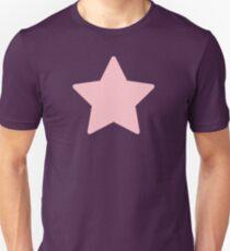 Large Amethyst Star Unisex T-Shirt