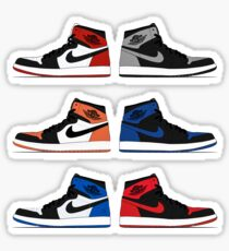 Jordan 1 Collection Sticker