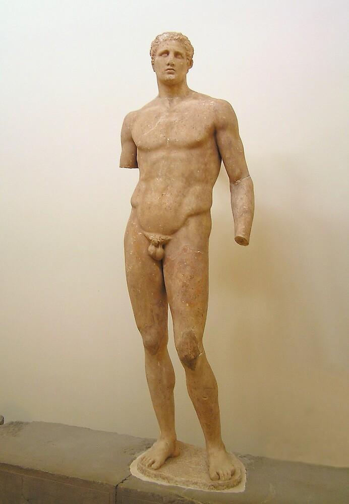Hagias, son of Aknonios by Christopher Biggs